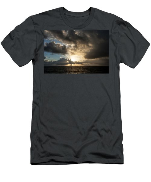 Day Break Men's T-Shirt (Slim Fit) by Allen Carroll