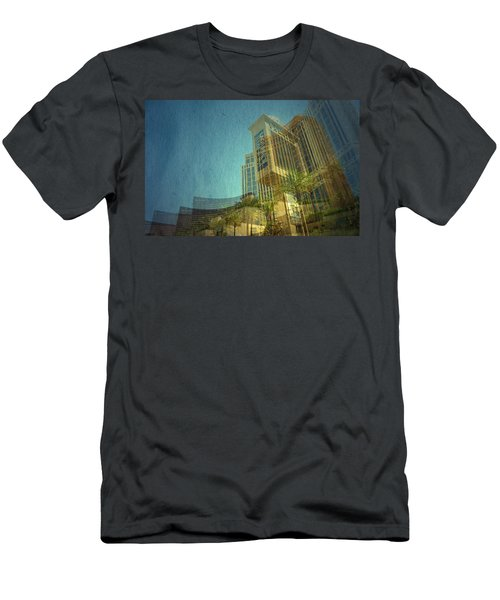 Men's T-Shirt (Slim Fit) featuring the photograph Day Trip by Mark Ross
