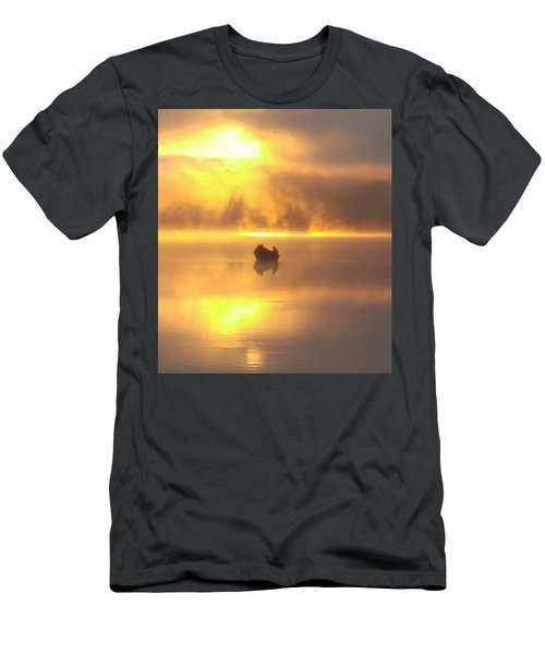 Daybreak Fishermen Men's T-Shirt (Athletic Fit)