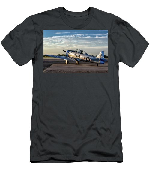 Daybreak On The Lt-6 Men's T-Shirt (Athletic Fit)