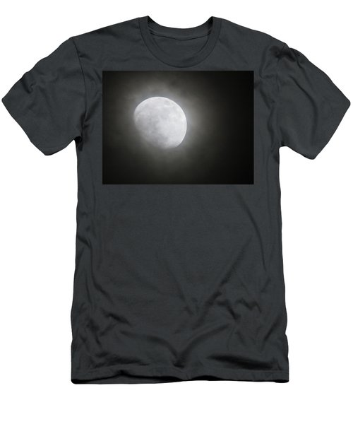 Daytona Moon Men's T-Shirt (Slim Fit) by Kathy Long