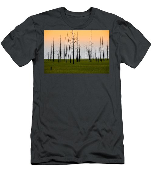 Dead Cedars Men's T-Shirt (Athletic Fit)