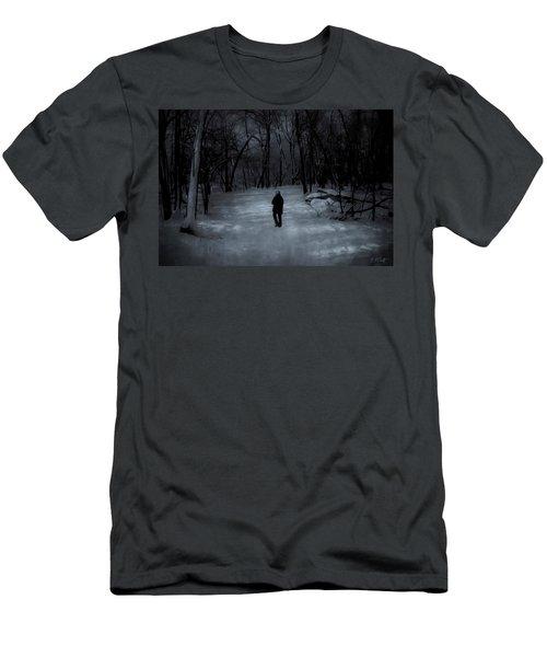 Dead Of Winter Men's T-Shirt (Athletic Fit)