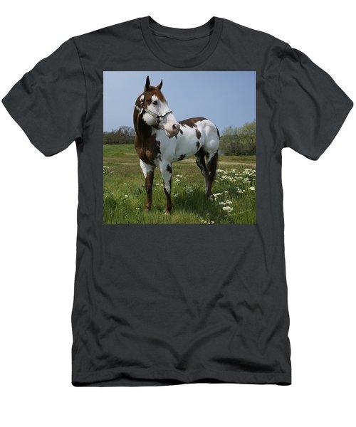 Dealer Posing Proud Men's T-Shirt (Athletic Fit)