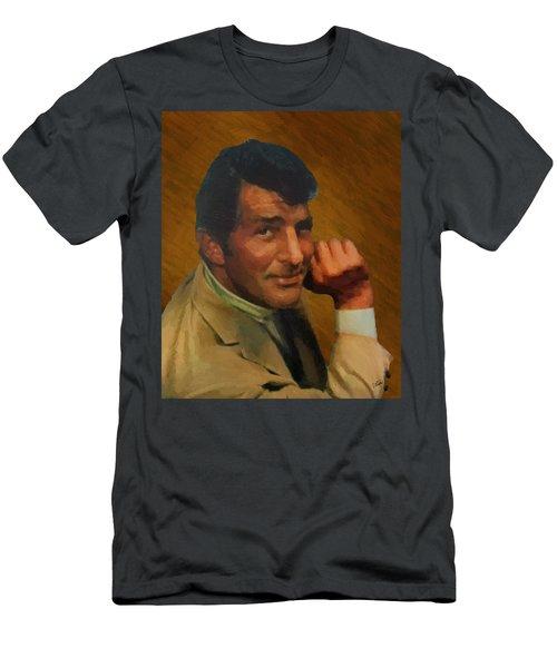 Dean Martin 01 Men's T-Shirt (Athletic Fit)