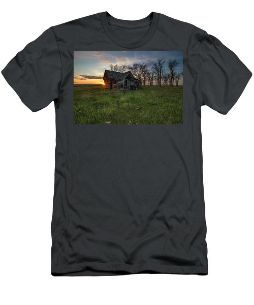Men's T-Shirt (Slim Fit) featuring the photograph Dearly Departed by Aaron J Groen