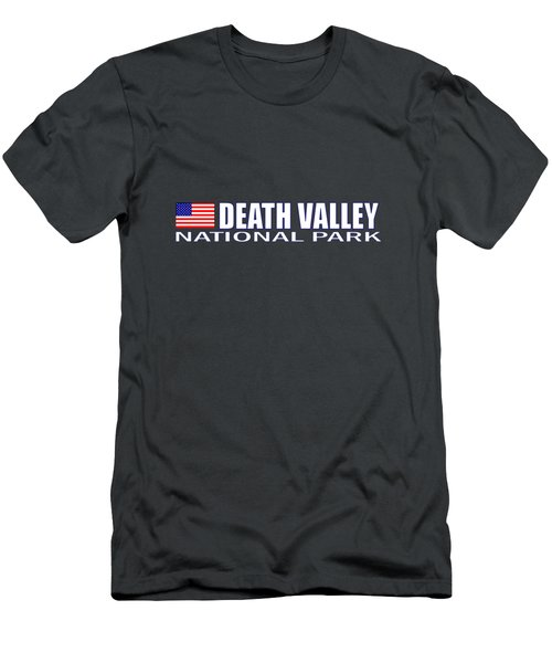 Death Valley Men's T-Shirt (Athletic Fit)
