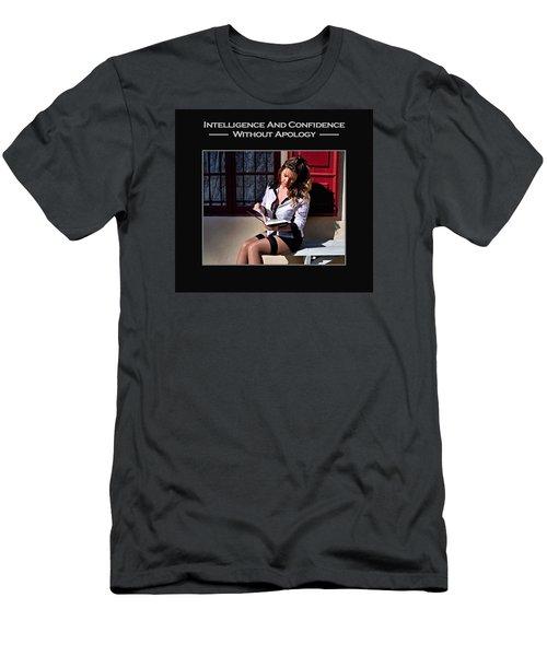 Debra Valentine 2-93 Men's T-Shirt (Slim Fit) by David Miller