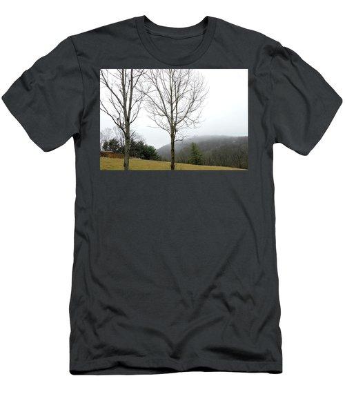 December Mist Men's T-Shirt (Athletic Fit)