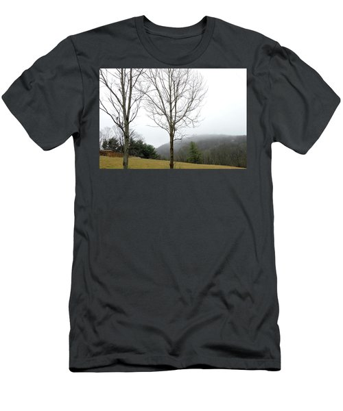 December Mist Men's T-Shirt (Athletic Fit)