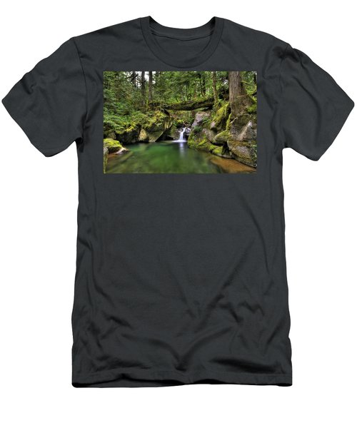 Deception Creek Men's T-Shirt (Athletic Fit)
