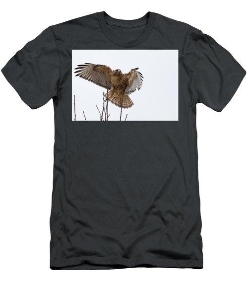 Decisive  Moment Men's T-Shirt (Athletic Fit)