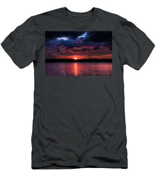 Deep Sky Men's T-Shirt (Athletic Fit)
