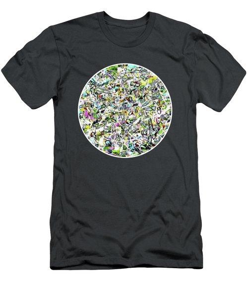 Deeper Men's T-Shirt (Athletic Fit)