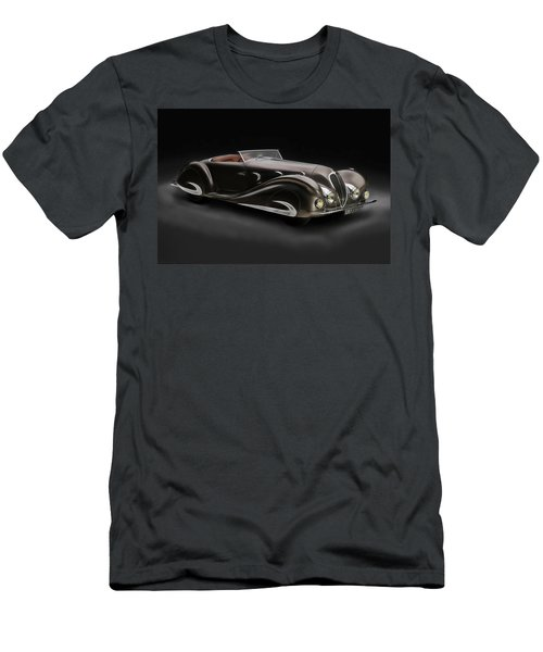 Delahaye 1930's Art In Motion Men's T-Shirt (Slim Fit) by Marvin Blaine