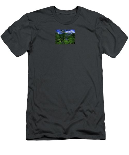 Delaware Water Gap Men's T-Shirt (Athletic Fit)