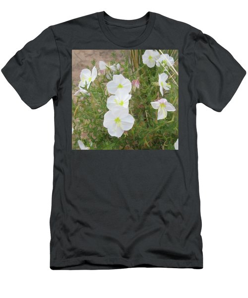 Delicate Desert Bloom - Death Valley Men's T-Shirt (Athletic Fit)