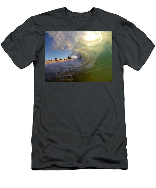 Deluge Shack  Men's T-Shirt (Athletic Fit)