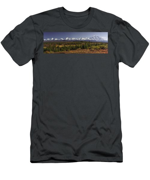 Denali Tundra Men's T-Shirt (Athletic Fit)