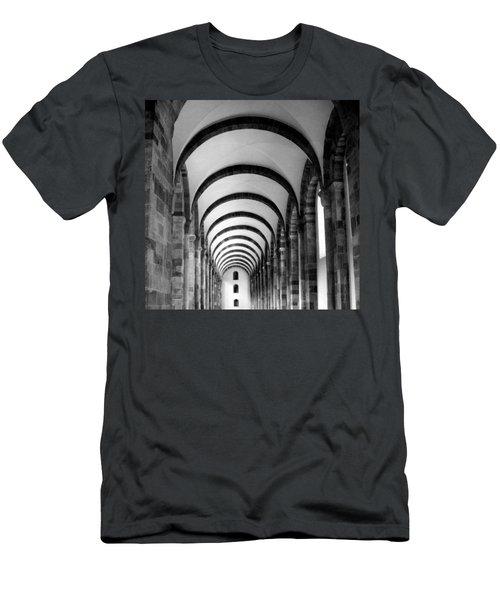 Descending Men's T-Shirt (Athletic Fit)