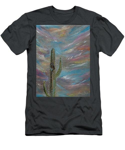 Desert Dust Men's T-Shirt (Athletic Fit)