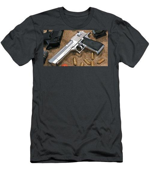 Desert Eagle Men's T-Shirt (Athletic Fit)