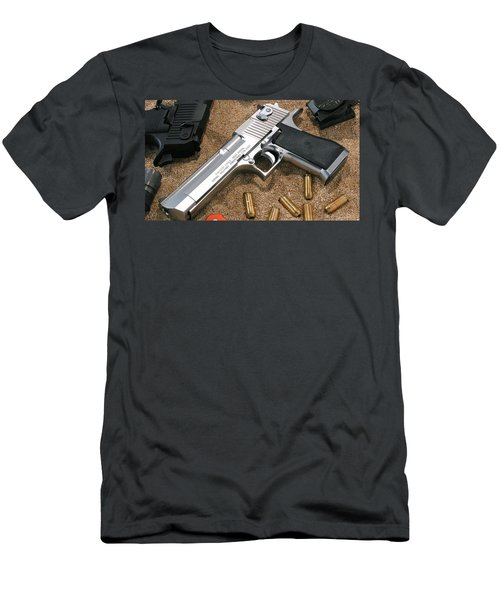 Desert Eagle Men's T-Shirt (Athletic Fit)