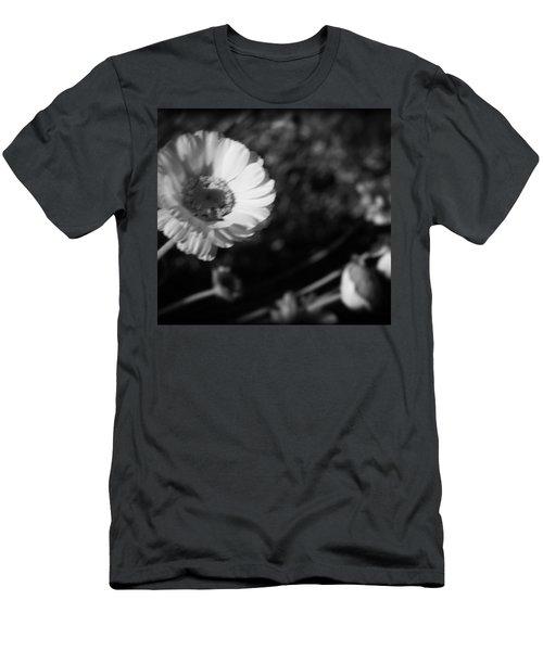 Desert Flower In Holga Mood Men's T-Shirt (Athletic Fit)