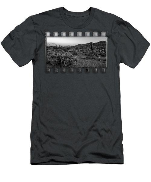 Desert Foothills H30 Men's T-Shirt (Athletic Fit)