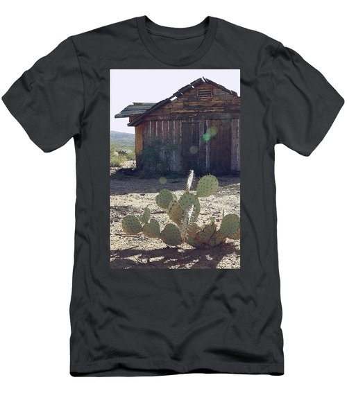Desert Home Men's T-Shirt (Athletic Fit)