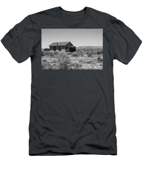 Desert Home Past Men's T-Shirt (Athletic Fit)