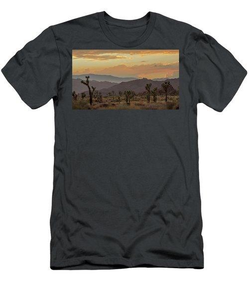 Desert Magic Men's T-Shirt (Athletic Fit)