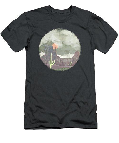 Desertscape Men's T-Shirt (Athletic Fit)
