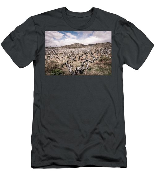 Men's T-Shirt (Slim Fit) featuring the photograph Desolation by Andrew Matwijec