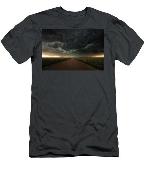 Desolation Road Men's T-Shirt (Athletic Fit)