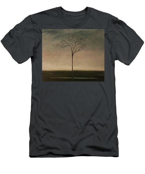 Det Lille Treet - The Little Tree Men's T-Shirt (Slim Fit) by Tone Aanderaa