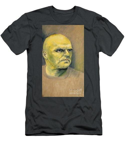 Determination / Portrait Men's T-Shirt (Athletic Fit)