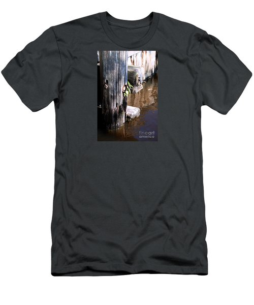 Determination Men's T-Shirt (Slim Fit) by Rebecca Davis