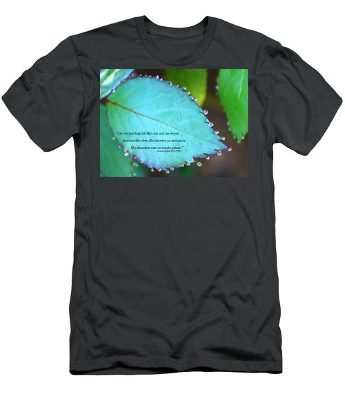Dew Drops Men's T-Shirt (Athletic Fit)