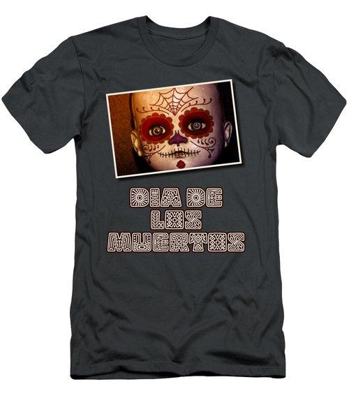 Dia De Los Meurtos Shirt Men's T-Shirt (Athletic Fit)