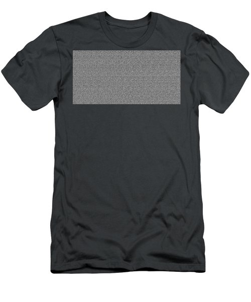 Diamond Dimension Doorway Men's T-Shirt (Athletic Fit)