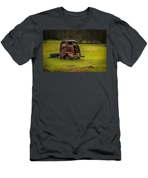 Dilapidated Men's T-Shirt (Athletic Fit)