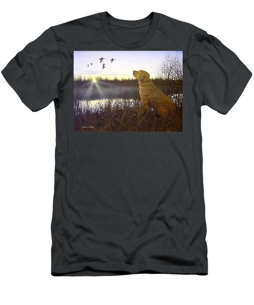 Diligence Men's T-Shirt (Athletic Fit)