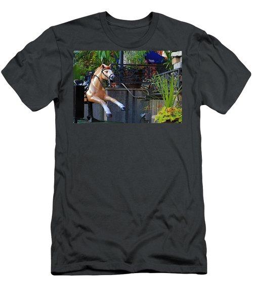 Dime Pony Men's T-Shirt (Athletic Fit)