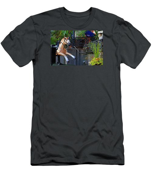 Dime Pony Men's T-Shirt (Athletic Fit)