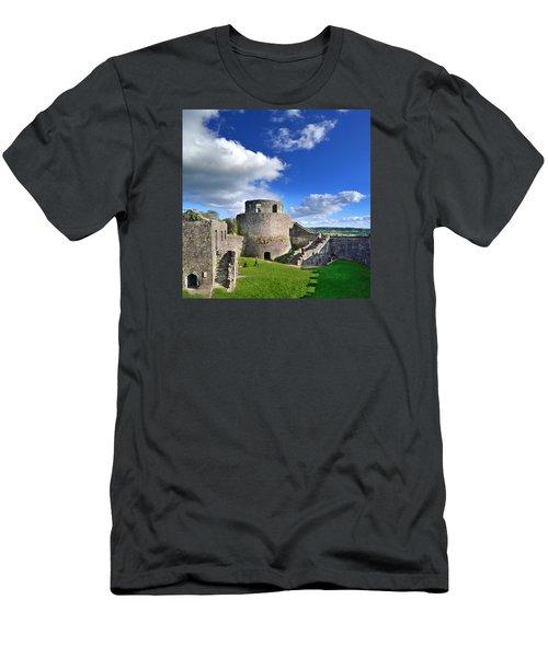 Dinefwr Castle 1 Men's T-Shirt (Athletic Fit)