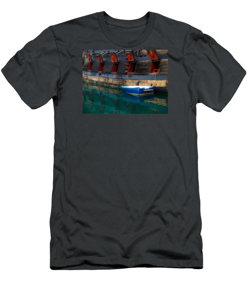 Dinghy Men's T-Shirt (Athletic Fit)