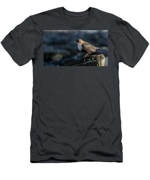 Men's T-Shirt (Slim Fit) featuring the photograph Dipper by Torbjorn Swenelius