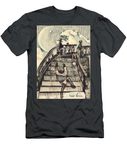Dissociated Mother Men's T-Shirt (Slim Fit) by Vennie Kocsis