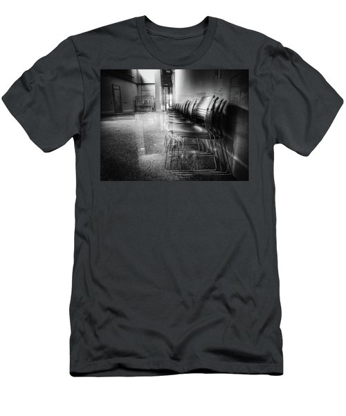 Distant Looks Men's T-Shirt (Athletic Fit)